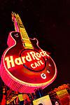 NEON Museum HRC Guitar