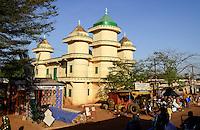 BURKINA FASO , Bobo Dioulasso, new mosque / neue Moschee