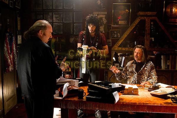 PAUL GIAMATTI, RUSSELL BRAND & ALEC BALDWIN .in Rock of Ages.*Filmstill - Editorial Use Only*.CAP/FB.Supplied by Capital Pictures.