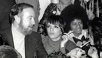 1978 <br /> New York City<br /> Jack Haley Jr. Liza Minelli Michael Jackson at Studio 54<br /> Credit: Adam Scull-PHOTOlink/MediaPunch