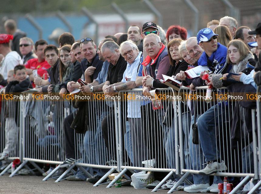 A bumper crowd at Arena Essex - Lakeside Hammers vs Poole Pirates - Sky Sports Elite League A at Arena Essex, Purfleet - MANDATORY CREDIT: Gavin Ellis/TGSPHOTO