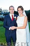 Madeline Power and Trevor McCarthy were Married in St Gertrude Church Firies by Fr. John Delaney on 16th December 2016 with a reception at Ballyseede Castle Hotel