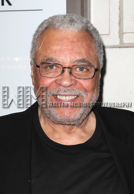 James Earl Jones attending the Broadway Opening Night Performance of 'An Enemy of the People' at the Samuel J. Friedman Theatre in New York. Sept. 27, 2012