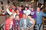 Richie Houlihan,Tralee(seated 2nd rt)celebrated his birthday in his own bar 'An Sheeben',Rock St,Tralee last Saturday night surrounded by many friends and family.