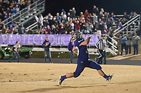 NWA Democrat-Gazette/BEN GOFF @NWABENGOFF<br /> Carson Ray of Booneville runs for a touchdown in the third quarter vs Prescott Saturday, Dec. 1, 2018, during the class 3A state semifinal game at Bearcat Stadium in Booneville.