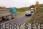 The scene of the crash, near Garyduff Cross, Barna, Newcastlewest.