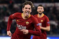 20190212 Calcio AS Roma Porto Champions League