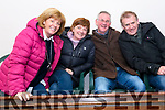 Anne Ní Mhuircheartaigh, Oonagh McCarann, Noel Mac Mahon and Taidhg Ó Muircheartaigh enjoying the Dingle Folk Fest over the weekend.