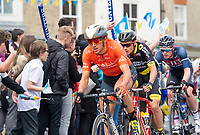 Picture by Allan McKenzie SWpix.com - 03/05/2018 - Cycling - 2018 Tour de Yorkshire - Stage 1: Beverley to Doncaster - Rally Cycling's Emerson Oronte.