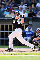 August 15 2008:  Brian Anderson of the Chicago White Sox during a game at U.S. Cellular Field in Chicago, IL.  Photo by:  Mike Janes/Four Seam Images