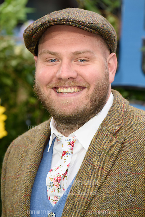 Composer Dominic Lewis at the &quot;Peter Rabbit&quot; premiere at the Vue West End, Leicester Square, London, UK. <br /> 11 March  2018<br /> Picture: Steve Vas/Featureflash/SilverHub 0208 004 5359 sales@silverhubmedia.com
