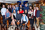 Gary O'Leary, Kilcummin celebrated his 25th birthday with his family and friends in the Plaza Hotel Killarney on Saturday night