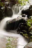Waterfalls Vancouver Island,Vancouver, Canada