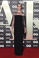 LONDON, UK. September 03, 2019: Erin O'Connor arriving for the GQ Men of the Year Awards 2019 in association with Hugo Boss at the Tate Modern, London.<br /> Picture: Steve Vas/Featureflash