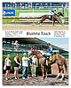 Blushing Touch winning and at Delaware Park on 7/17/13