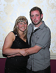 Emma Donnelly with her boyfriend Barry Everard at her 21st in The Star and Crescent...Picture Jenny Matthews/Newsfile.ie