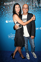 07 August 2017 - West Hollywood, California - Liberty Ross, Jimmy Iovine. 'Carpool Karaoke: The Series' On Apple Music Launch Party held at Chateau Marmont. Photo Credit: F. Sadou/AdMedia