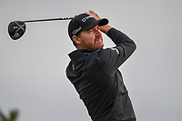 Jimmy Walker (USA) watches his tee shot on 11 during day 1 of the Valero Texas Open, at the TPC San Antonio Oaks Course, San Antonio, Texas, USA. 4/4/2019.<br /> Picture: Golffile | Ken Murray<br /> <br /> <br /> All photo usage must carry mandatory copyright credit (© Golffile | Ken Murray)