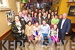 Michelle Casey, Dunriine, Kilcummin pictured with her family and friends as she celebrated her 21st birthday in O'Riains Bar on Saturday night.....