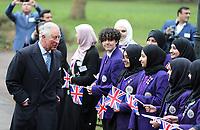 Prince Charles Visits British Muslim Heritage Centre