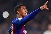 2019 Copa del Rey Football Semi Final 1st Leg Barcelona v Real Madrid Feb 6th