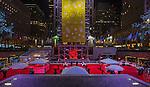 2015 11 08 Rockefeller Center Rink Friday's 50th Anniversary