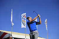 Jordan Spieth (USA) on the 7th during the 2nd round at the WGC Dell Technologies Matchplay championship, Austin Country Club, Austin, Texas, USA. 23/03/2017.<br /> Picture: Golffile | Fran Caffrey<br /> <br /> <br /> All photo usage must carry mandatory copyright credit (&copy; Golffile | Fran Caffrey)