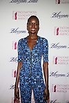 Model Ajak Deng Attends The 6th Annual Blossom Ball Hosted By Padma Lakshmi and Tamer Seckin, MD at 583 Park, NY