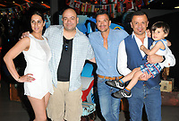 Peter Andre and various guests at the &quot;Thomas &amp; Friends: Big World! Big Adventures!&quot; UK film premiere, Vue West End, Leicester Square, London, England, UK, on Saturday 07 July 2018.<br /> CAP/CAN<br /> &copy;CAN/Capital Pictures