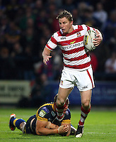 PICTURE BY VAUGHN RIDLEY/SWPIX.COM - Rugby League - Super League - Leeds Rhinos v Wigan Warriors - Headingley, Leeds, England - 01/06/12 - Wigan's Brett Finch.