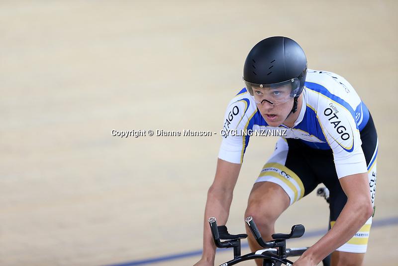 in the Skoda Elite & U19 Track National Championships at the Avantidrome, Cambridge, New Zealand, Friday, January 30, 2015. Credit:NINZ / Dianne Manson