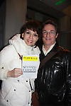 "Beth Leavel and Richard Thomas (As The World Turns ""Tom Hughes"" and on Edge of Night) star in ""Standing on Ceremony"" - The Gay Marriage Plays on December 8, 2011 at the Minetta Theatre, New York City, New York. (Photo by Sue Coflin/Max Photos)"