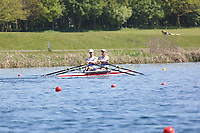 Race: 35  Event: J18 2x  A Final<br /> <br /> Junior Sculling Regatta 2018<br /> <br /> To purchase this photo, or to see pricing information for Prints and Downloads, click the blue 'Add to Cart' button at the top-right of the page.