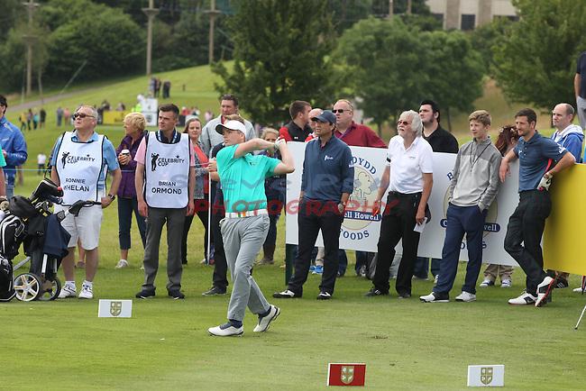 Celebrity Cup 2016<br /> Celtic Manor Resort<br /> 10.07.16<br /> &copy;Steve Pope Fotowales