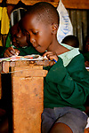 Hamomi Children's Centre in Nairobi, Kenya.  The Centre.  <br />