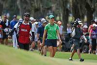 Jaye Marie Green (USA) approaches the green on 4 during round 4 of the 2019 US Women's Open, Charleston Country Club, Charleston, South Carolina,  USA. 6/2/2019.<br /> Picture: Golffile | Ken Murray<br /> <br /> All photo usage must carry mandatory copyright credit (© Golffile | Ken Murray)