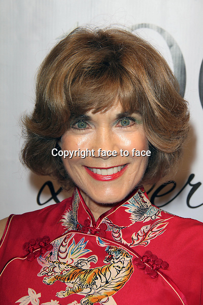 BEVERLY HILLS, CA - February 05: Barbi Benton at Experience East Meets West honoring Beverly Hills' momentous centennial year, Crustacean, Beverly Hills, February 05, 2014.<br /> Credit: MediaPunch/face to face<br /> - Germany, Austria, Switzerland, Eastern Europe, Australia, UK, USA, Taiwan, Singapore, China, Malaysia, Thailand, Sweden, Estonia, Latvia and Lithuania rights only -