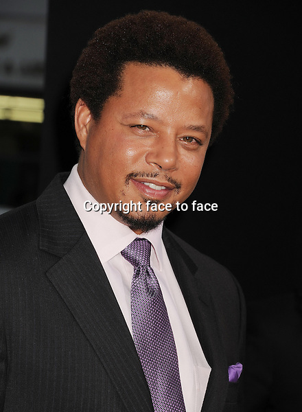 BEVERLY HILLS, CA- SEPTEMBER 12: Actor Terrence Howard arrives at the 'Prisoners' - Los Angeles Premiere at the Academy of Motion Picture Arts and Sciences on September 12, 2013 in Beverly Hills, California.<br /> Credit: Mayer/face to face<br /> - No Rights for USA, Canada and France -