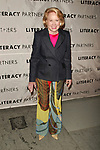 Liz Smith attending  the Literacy Partners 20th  Annual Gala, AN EVENING OF READINGS at Lincoln Center, Honoring Tom Brokaw, Tim Russert and Jack Welch. on May 3, 2004 in New York City.