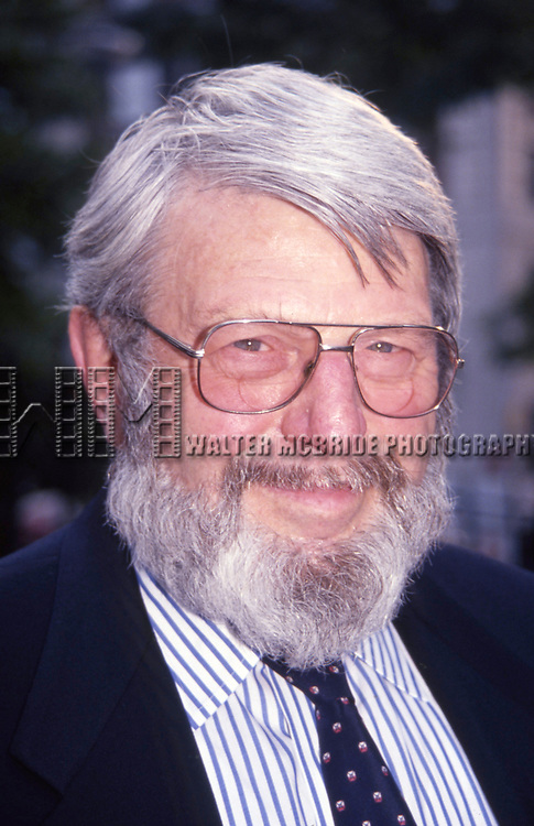 Theodore Bikel attends the Crystal Apple Awards at Gracie Mansion on June 13, 1994 in New York City.