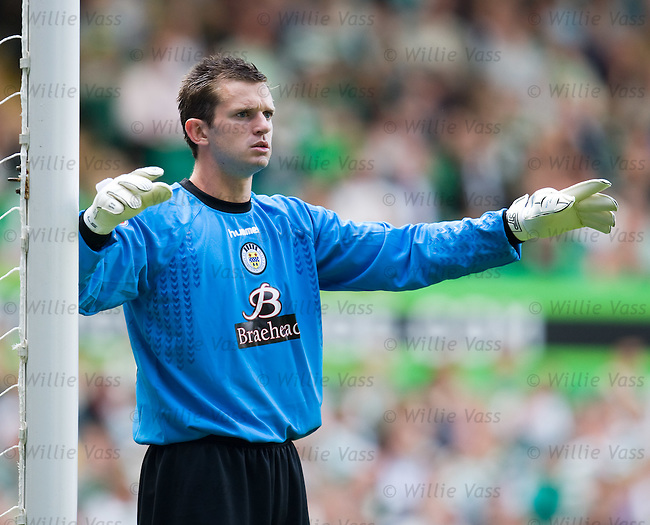 Mark Howard, St Mirren
