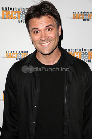 "HOLLYWOOD, CA July 06- Kash Hovey, At Screening Of Entertainment Factory's ""Garlic And Gunpowder"" at The TCL Chinese 6 Theatres, California on July 06, 2017. Credit: Faye Sadou/MediaPunch"