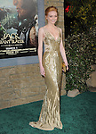 Eleanor Tomlinson at The Newline Cinemas L.A. Premiere of Jack The Giant Slayer held at The TCL Chinese Theater in Hollywood, California on February 26,2013                                                                   Copyright 2013 Hollywood Press Agency