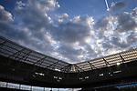 Himmel ueber der PreZero-Arena.<br /> <br /> Sport: Fussball: 1. Bundesliga: Saison 19/20: 28. Spieltag: TSG 1899 Hoffenheim - 1. FC Koeln, 27.05.2020<br /> <br /> Foto: Markus Gilliar/GES/POOL/PIX-Sportfotos.<br /> <br /> Nur für journalistische Zwecke! Only for editorial use!<br /> <br /> Gemäß den Vorgaben der DFL Deutsche Fußball Liga ist es untersagt, in dem Stadion und/oder vom Spiel angefertigte Fotoaufnahmen in Form von Sequenzbildern und/oder videoähnlichen Fotostrecken zu verwerten bzw. verwerten zu lassen. DFL regulations prohibit any use of photographs as image sequences and/or quasi-video.