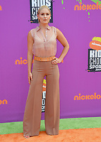 Lindsey Vonn at Nickelodeon's Kids' Choice Sports 2017 at UCLA's Pauley Pavilion. Los Angeles, USA 13 July  2017<br /> Picture: Paul Smith/Featureflash/SilverHub 0208 004 5359 sales@silverhubmedia.com