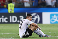 Florian Neuhaus of Germany dejection<br /> Udine 30-06-2019 Stadio Friuli <br /> Football UEFA Under 21 Championship Italy 2019<br /> final<br /> Spain - Germany<br /> Photo Cesare Purini / Insidefoto