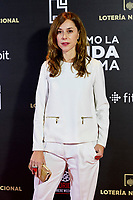 Ruth Diaz attends to 'Como la Vida Misma' film premiere during the 'Madrid Premiere Week' at Callao City Lights cinema in Madrid, Spain. November 12, 2018. (ALTERPHOTOS/A. Perez Meca) /NortePhoto.com