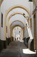 Tripoli, Libya - Medina Street, Arches.