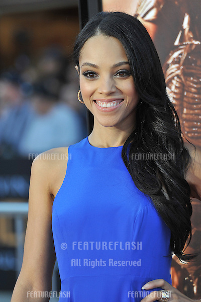 Bianca Lawson at the world premiere of &quot;Riddick&quot; at the Regency Village Theatre, Westwood.<br /> August 28, 2013  Los Angeles, CA<br /> Picture: Paul Smith / Featureflash
