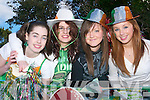 Turkey campaign: Rachel Curtin, Elise Stack, Amy Sheehy and Rebecca Ward,.manning the Twohigs Supervalue float, who were campaigning for Dustin the.Turkey's Eurovision glory at the Abbeyfeale St Patrick's Day parade on.Monday..   Copyright Kerry's Eye 2008